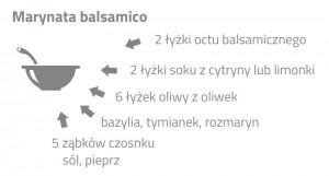 Grill - marynata balsamico