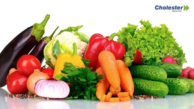 Zdrowe kolory, czyli owoce iwarzywa