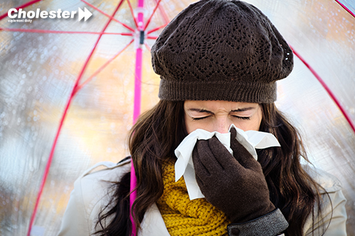 wzmocnienie odporności - unikaj chorych