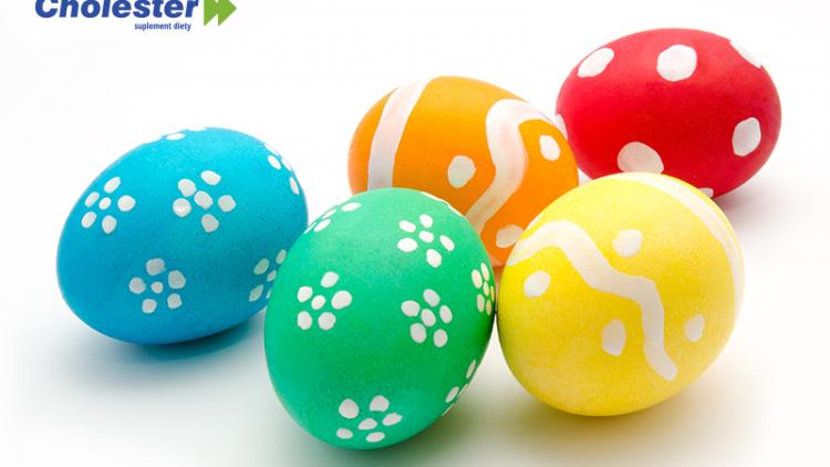 Jajka acholesterol. Co kryje świąteczny symbol?
