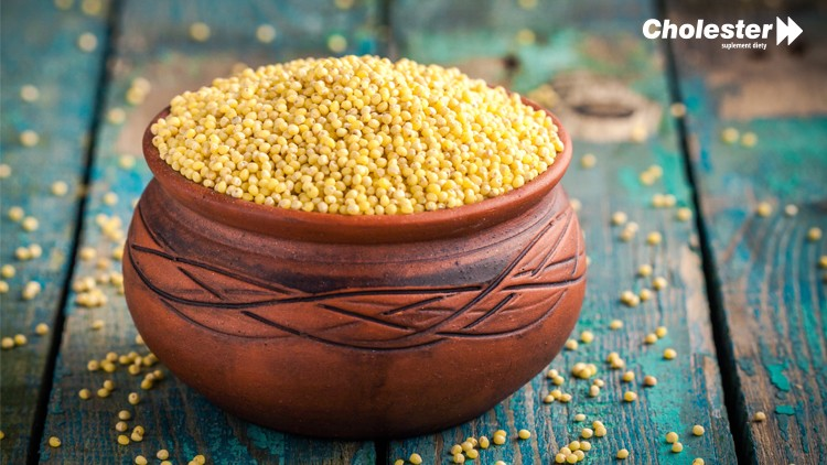 Kasza jaglana – właściwości odżywcze ilecznicze