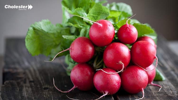 Rzodkiewka – witaminy iwłaściwości odżywcze