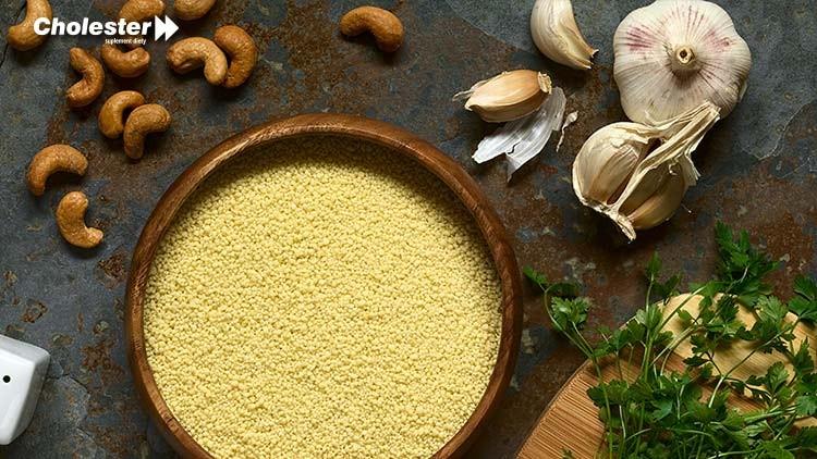 Kuskus – właściwości zdrowotne iodżywcze