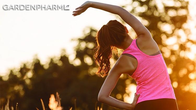 Ćwiczenia naręce naświeżym powietrzu
