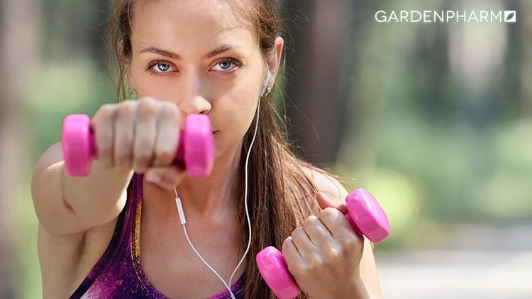 Ćwiczenia naklatkę piersiową wplenerze!